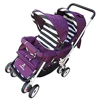 AmorosO Deluxe Double Baby Stroller by Amoroso Enterprise USA that we recomend individually.