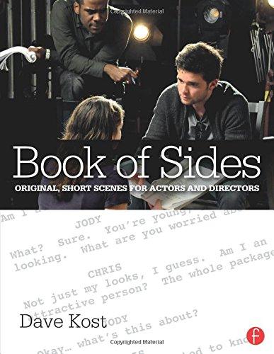 Book of Sides: Original, Short Scenes for Actors and Directors