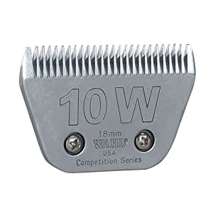 """Wahl Professional Animal #10W Extra Wide Competition Blade 1/16"""" #2377-100"""
