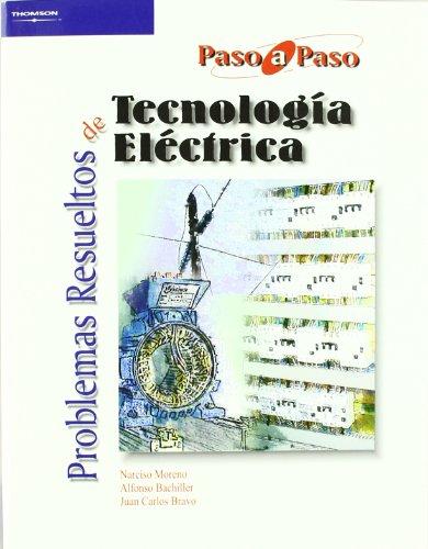 PROBLEMAS RESUELTOS DE TECNOLOGIA ELECTRICA