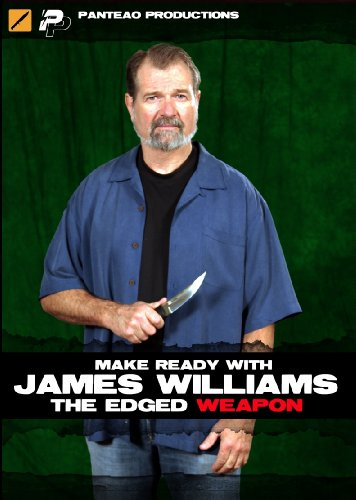 Panteao Productions: Make Ready with James Williams The Edged Weapon - PMR040 - Bugei Trading Company - Fighting Knife -