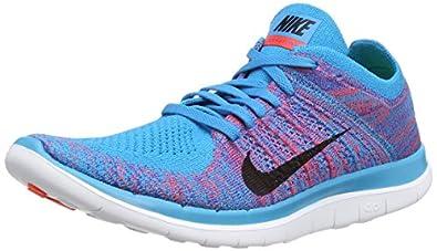 ... Nike Free Run 3 Mens Running Shoe Royal Blue White ...