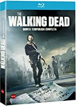 The walking dead (5ª temporada) [Blu-ray]