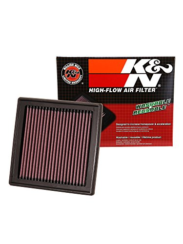K&N 33-2399 High Performance Replacement Air Filter