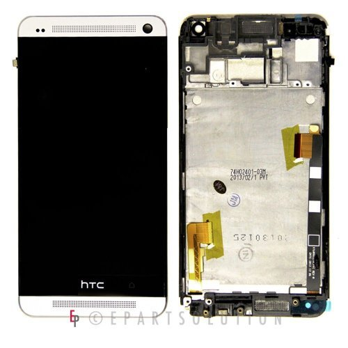epartsolution-white-htc-one-m7-lcd-touch-digitizer-screen-assembly-with-housing-frame-replacement-pa