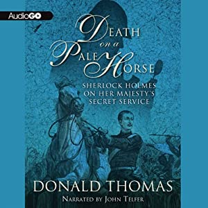 Death on a Pale Horse Audiobook