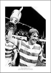 Kenny Dalglish Celtic FC Legend Photo Memorabilia by Home of Legends
