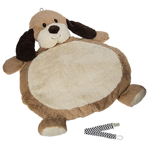 Mary Meyer 03303 Puppy Bestever Baby Mat with Pacifier Clip - 1