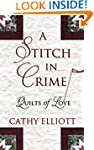 A Stitch in Crime (Quilts of Love (DB...