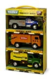 Tonka Toughest Minis 3 Pack Urban