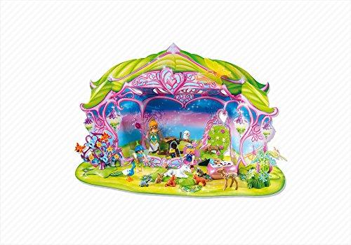 playmobil 5492 calendriers de lavent fes avec licorne