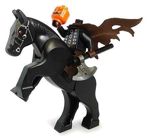 headless horseman lego halloween figure