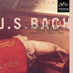 J. S. Bach - Goldberg Variations