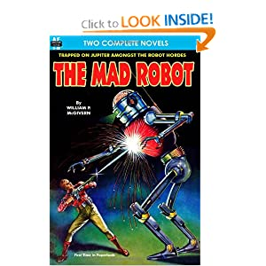 Mad Robot, The, and Running Man, The by William P. McGivern and J. Hunter Holly