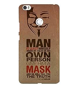 EPICCASE Brilliant quote Mobile Back Case Cover For Xiaomi Mi Max (Designer Case)