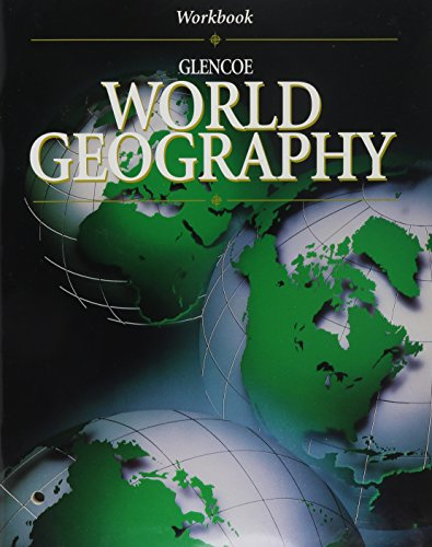 Glencoe World Geography-Workbook (Glencoe World Geography compare prices)