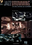 img - for By Sperie Karas Jazz Drumming in Big Band & Combo [Paperback] book / textbook / text book