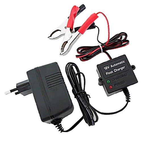 Relaxdays Batterieladegerät Batterierhaltungsgerät KFZ 12 V
