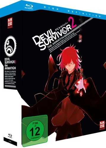 Devil Survivor 2 - The Animation, Volume 1 - Blu-ray