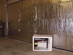 Supershield Nasa Tech Reflective Foam Core Garage Door