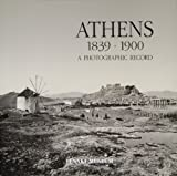 img - for Athens 1839-1900 book / textbook / text book