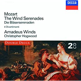 Mozart: The Wind Serenades (2 CDs)