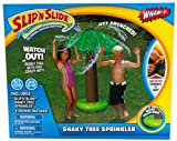 Inflatable drinking water Slides:Shaky sapling Slip d Slide Sprinkler