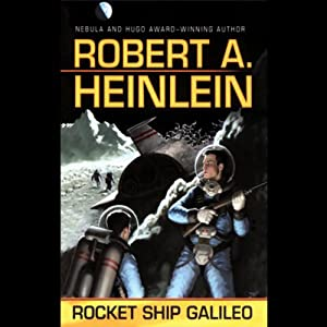 Rocket Ship Galileo Audiobook