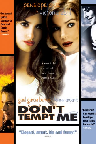 Cover art for  Don't Tempt Me
