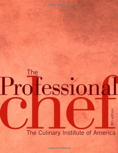 The Professional Chef (Cia Professional Chef compare prices)