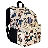 Wildkin Horse Dreams Bogo Backpack with Lunch Bag, One Size