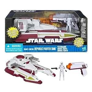 Star Wars - The Clone Wars Remote Control Fighter Tank 29569