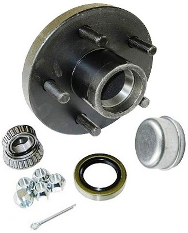 """5 HOLE HUB 1"""", Manufacturer: RELABLE MACHINE, Manufacturer Part Number: 1-150-04-04-AD, Stock Photo - Actual parts may vary."""