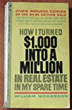 How I turned $1,000 into a million: In real estate in my spare Time