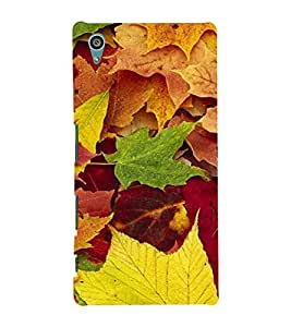Fuson Premium Printed Hard Plastic Back Case Cover for Sony Xperia Z5 Dual