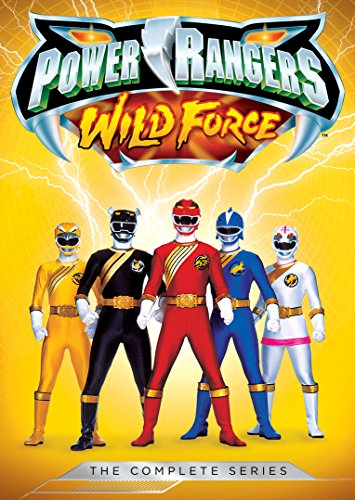 Power Rangers: Wild Force: The Complete Series (Power Rangers Dvds compare prices)