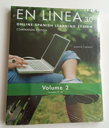 En Linea 3.0 Vol 2 (Chapters 9 - 18) with En Linea 3.0 Code
