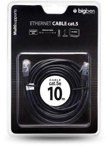 bieten PS3 - Netzwerk- / Ethernetkabel Cat5e 10m (Multiformat)