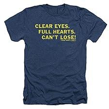 Friday Night Lights Clear Eyes Heather T-Shirt