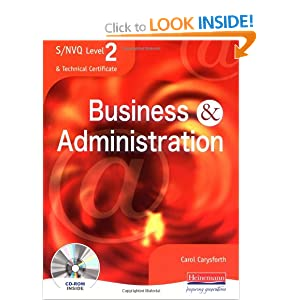 business admin nvq 2 Need help with my nvq level 2 business admin assignment for apprenticeship watch  i'm on the level 2 business admin course too and i'm not working either i've almost finished it have you tried googling the question and re read he notes for the particular section you will find the answers.