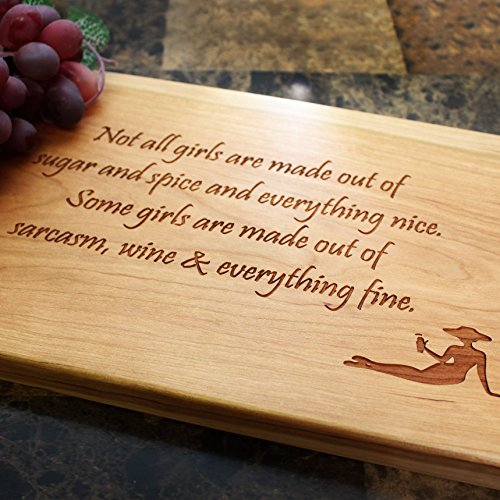 Straga Products Cherry Cheese Board