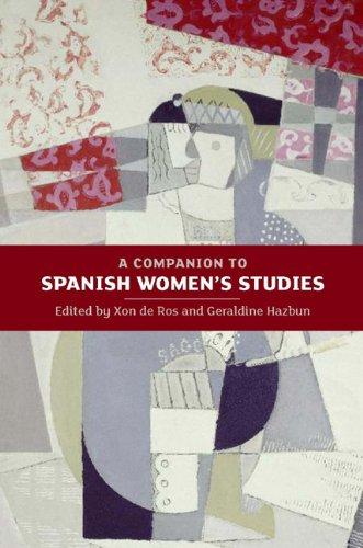 A Companion to Spanish Women's Studies (Monografías A)
