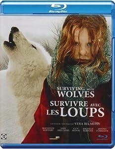 Survivre avec les loups [Blu-ray] [Import belge]