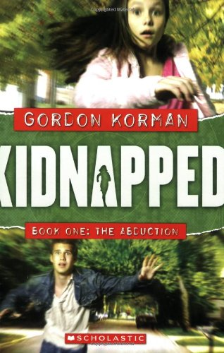 Cover of The Abduction (Kidnapped, Book 1)