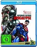 BD * Superman/Batman: Apocalypse [Blu-ray] [Import allemand]