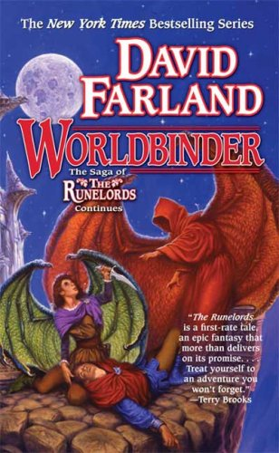 Worldbinder: The Sixth Book of the Runelords, David Farland