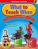 What to Teach When: A Thoughtful and Engaging Music Curriculum (General Music, Text, CD-ROM Included)
