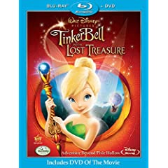 TINKER BELL AND THE LOST TREASURE 5