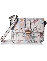 Accessorize Sling Bag Women's Sling Bag (Pastel And Multi-Colour)