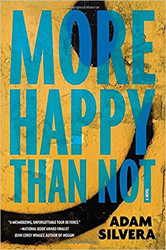 More Happy Than Not written by Adam Silvera